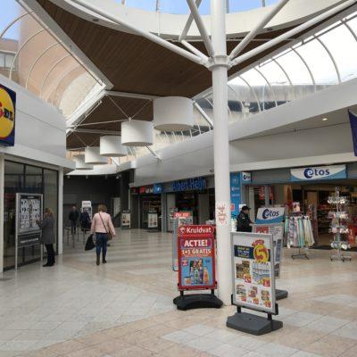 Zwolle Winkelcentrum Diezerpoort